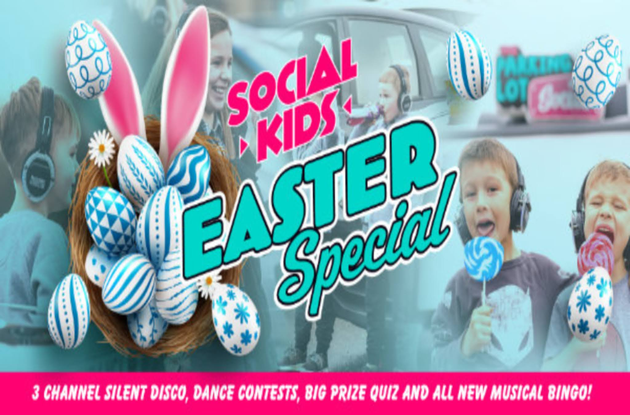 Easter Special flyer