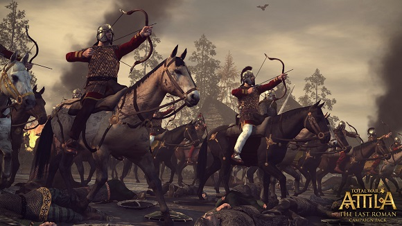Total War ATTILA The Last Roman-RELOADED PC Game