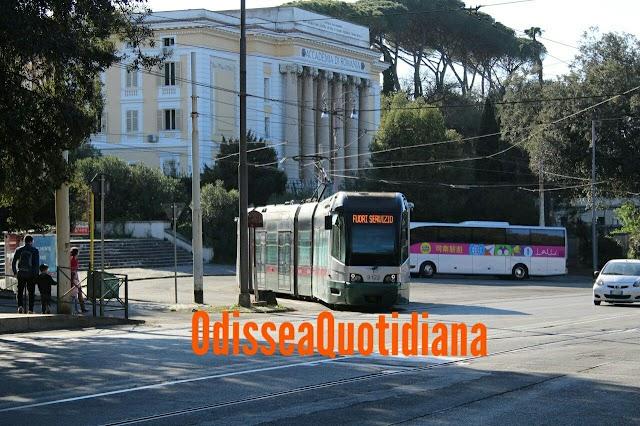 Lavori di pavimentazione: stop ai tram 3 e 8