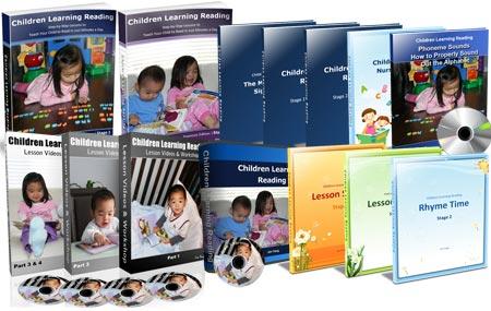 برنامج  رائع  لتعليم الاطفال القراءة من سن 3 سنوات!! the Children Learning Reading program