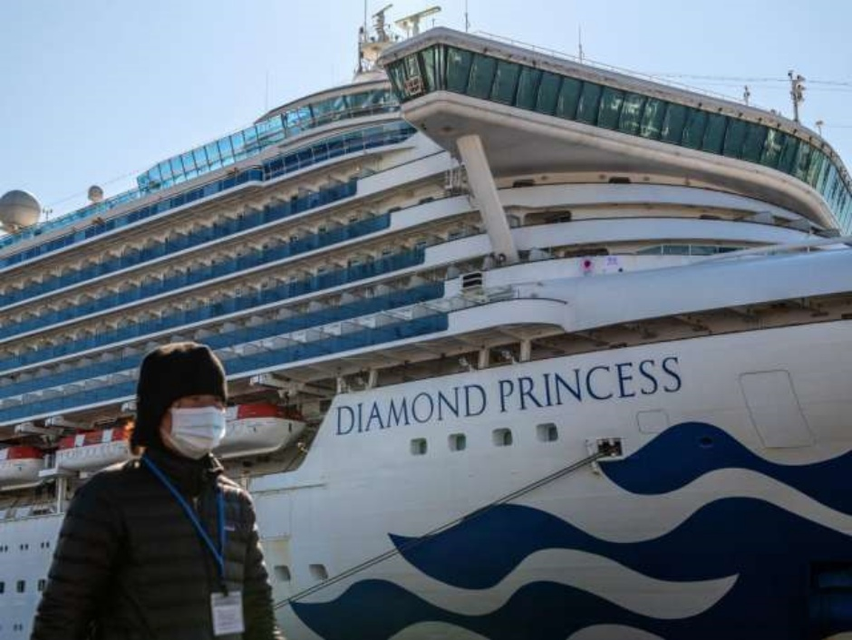Diamond Princess coronavirus