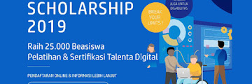 Pengalaman Digitalent Scholarship Kominfo, update 2020!