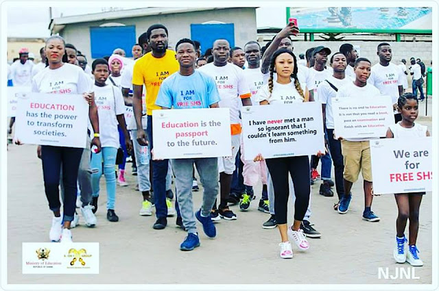Ghana's Free Senior High School Policy Show
