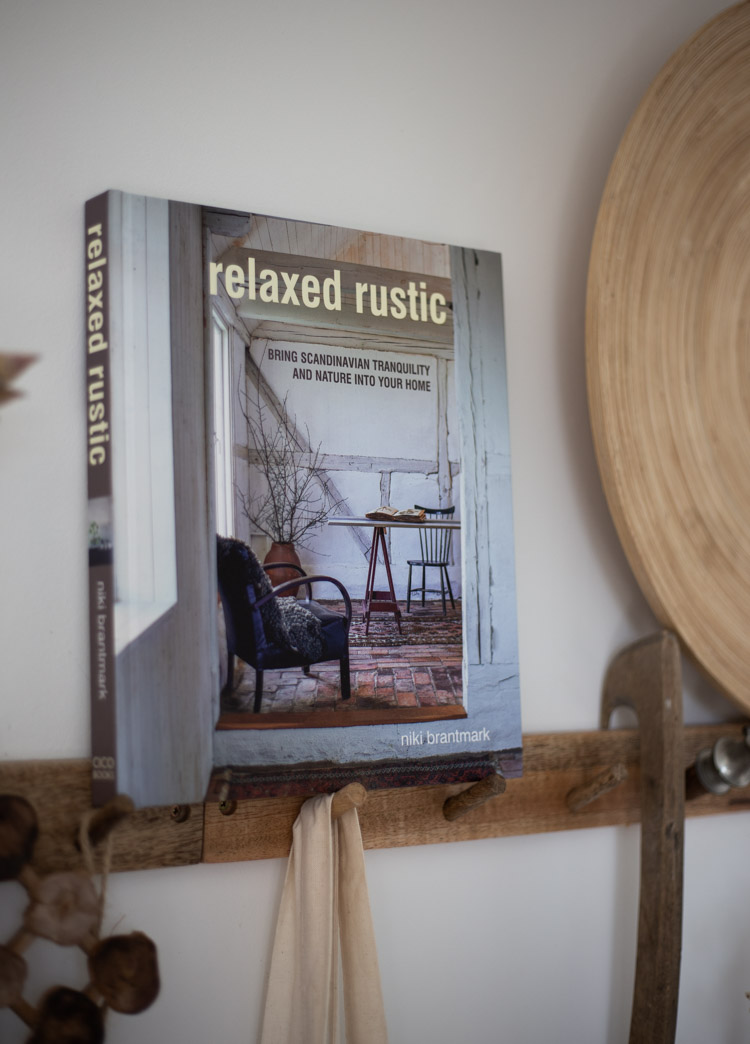 Book Update News: Meet Relaxed Rustic