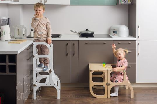 Jak nauczyć dziecko pomagać w kuchni?