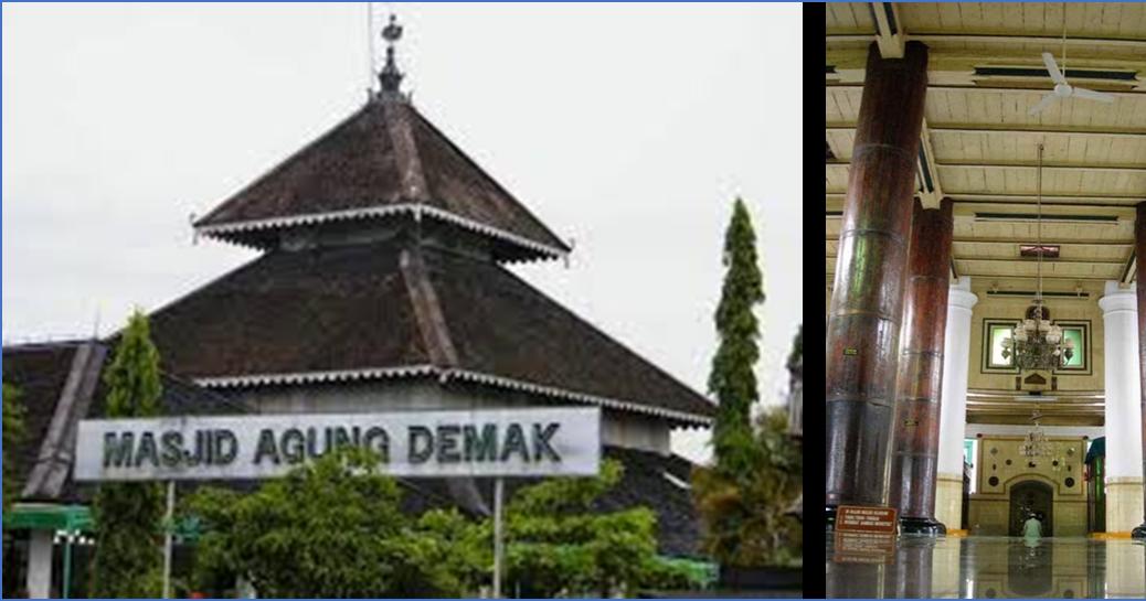 Mengerjakan PR: 10 Peninggalan dari masa Islam di Indonesia