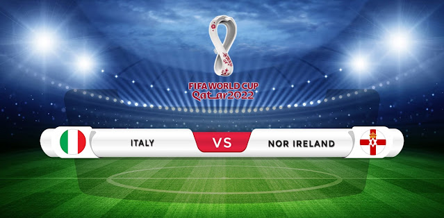 Italy vs Northern Ireland Prediction & Match Preview
