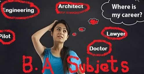Best subjects for BA, scope of BA 2021 Punjab University