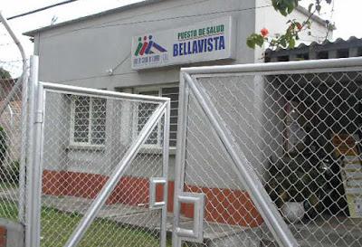 Citas Medicas Centro de Salud Bellavista Cali