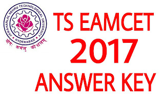 ts eamcet 2017 answer key