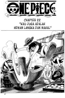 Download Komik One Piece Chapter 22 (File CBR)