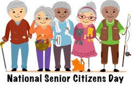 National Senior Citizens Day
