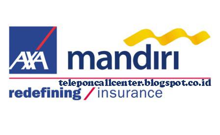 Call Center Customer Service Asuransi Axa Mandiri