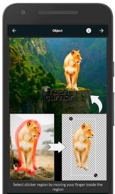 تحميل تطبيق  LightX للتعديل علي الصور بأحترافيه وجوده عاليه