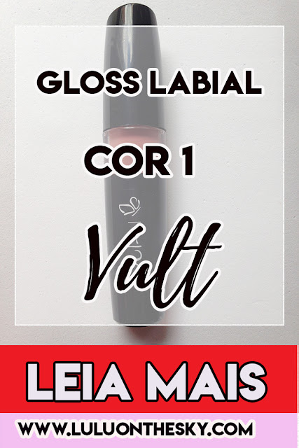 Vult Gloss Labial - cor 1