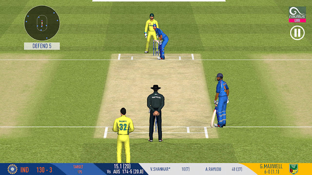 Real Cricket 19 2.5 Update Review