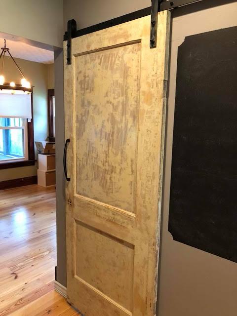 Sears door re-purposed