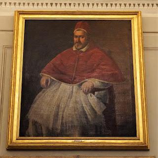 パウルス5世肖像画 コピー
