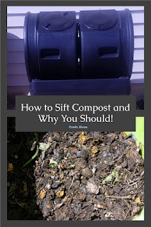Why and How to Sift Your Compost, One of my favorites this week at Encouraging Hearts and Home, link-up your creations, right here at Scratch Made Food! & DIY Homemade Household!