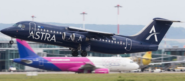 Η οικονομική καταστροφή είναι πάντα εδώ: Η Astra Airlines που ένωνε τα ακριτικά νησιά με Αθήνα και Θεσσαλονίκη έκλεισε