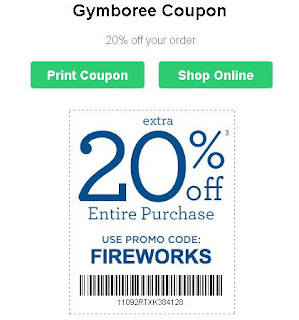 Gymboree coupon code off