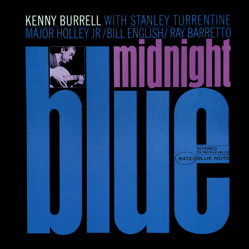 Mood du jour Midnight Blue Kenny Burrell