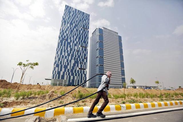 GIFT City, Gujarat's smart city