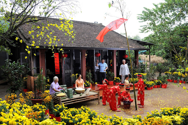 Tet Holiday - Major Holidays in Vietnam