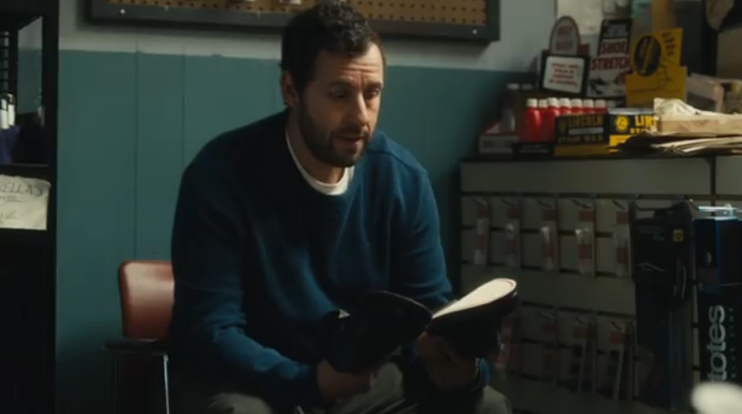 Film Bioskop Komedi: The Cobbler 2015