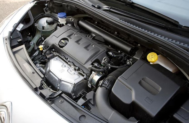 2017 Citroen C3 1.2 Puretech 82 Engine