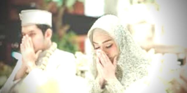 Pernikahan Dipenuhi Keberkahan
