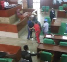 Shooting At Edo State Assembly; Deputy Speaker Impeached, 3 Persons Injured (Photos)