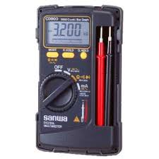 Jual Sanwa Digital Multimeter Cd 800 Harga Murah