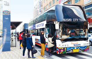 Jalan – jalan ke Busan