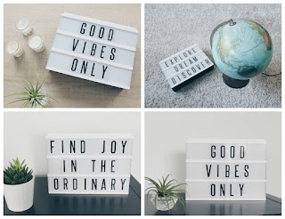 Clothes & Dreams: Instadiary: lightbox mantras