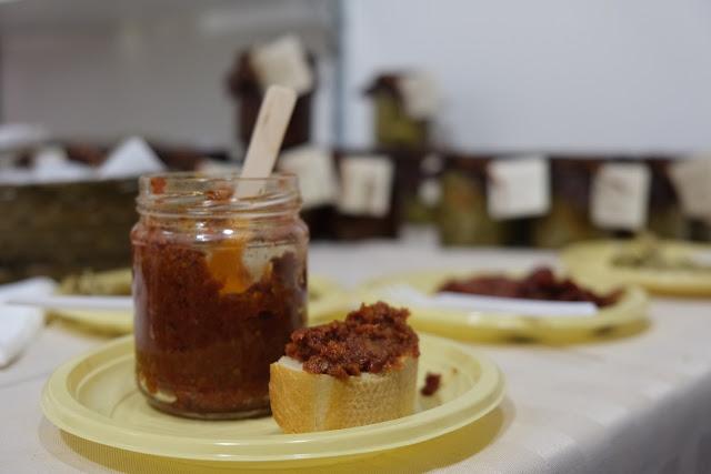 Paté di pomodori secchi dell'Azienda Monteleto