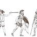 Πού οφείλονταν τα κατορθώματα των Αθηναίων στους Περσικούς πολέμους: η αιδώς απέναντι στο νόμο περιόριζε την απόλυτη ελευθερία.