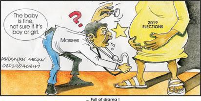 3 PDP presidential aspirants pick Senate, guber forms through surrogates