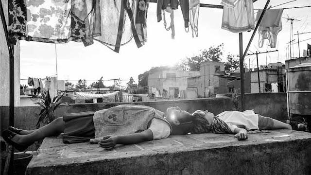 فيلم Roma.. سيمفونية ألفونسو كوران شبه الصامتة! سيناريو Roma واستغلال الخاص لنقل العام