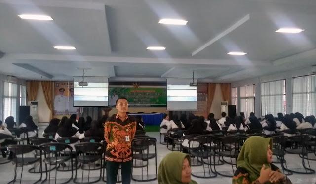 Peserta Seleksi CPNS Lumajang di Aula BKD
