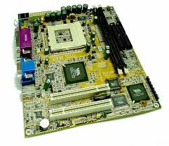 Motherboard of computer images