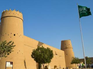 قصر المصمك ابداع معماري معركة فتح الرياض التي كانت في قصر المصمك