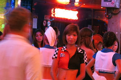 sexy pick up girls from Soi Cowboy 1