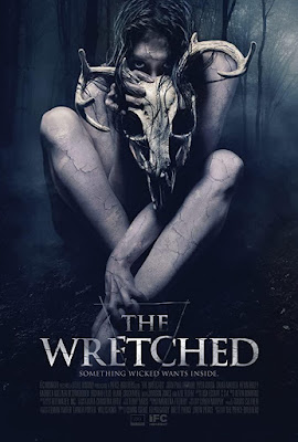 The Wretched 2019 DVD R1 NTSC Latino