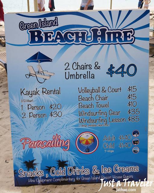 凱恩斯-大堡礁-綠島-海灘-費用-內堡礁-浮潛-潛水-推薦-旅遊-自由行-澳洲-Carins-Great-Barrier-Reef-Green-Island-Beach-Price-Snorkel-Diving-Travel-Australia