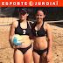 Joguinhos: Vôlei de praia feminino de Jundiaí está na semi