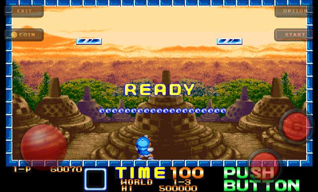 Videojuegos adictivos: Super Pang
