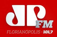 Rádio Jovem Pan FM 101,7 de Florianópolis SC