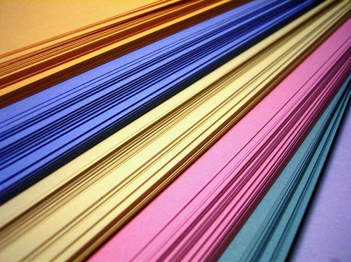 jenis macam tipe kertas untuk percetakan bahan digital offset printing bahan awet tidak mudah gampang rusak undangan tempat fotokopi jilid kelebihan kelemahan sample gambar