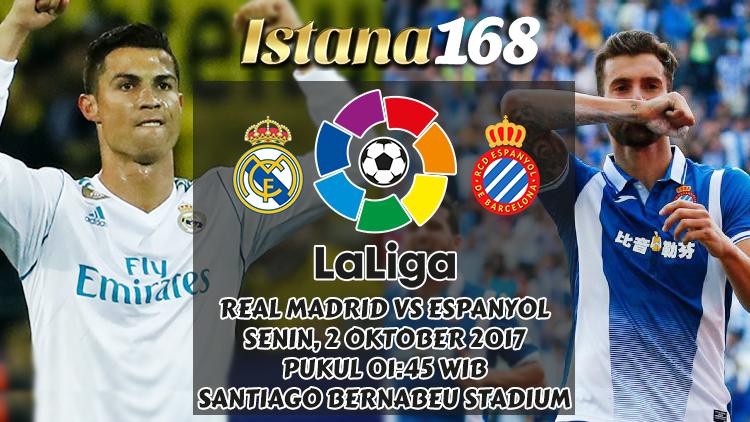 Prediksi Lineup Real Madrid Vs Getafe La Liga: PREVIEW & PREDIKSI LA LIGA : Real Madrid Vs Espanyol